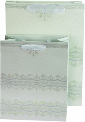 250 Gram double white paper bag