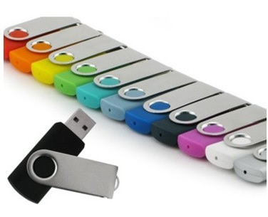 4GB swing USB flash drive
