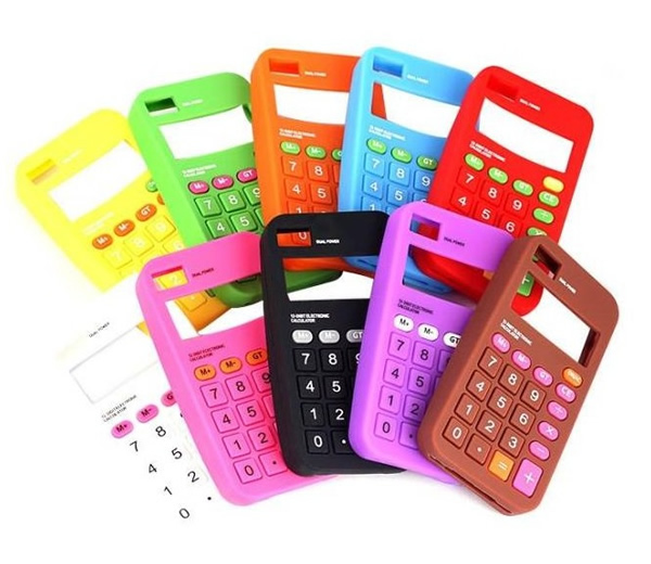 Calculator Design Phone Covers