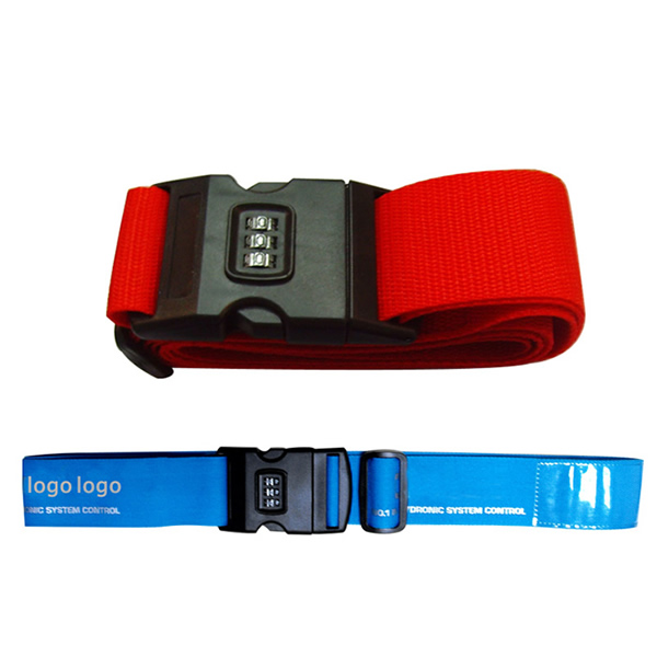 Lockable Luggage Strap