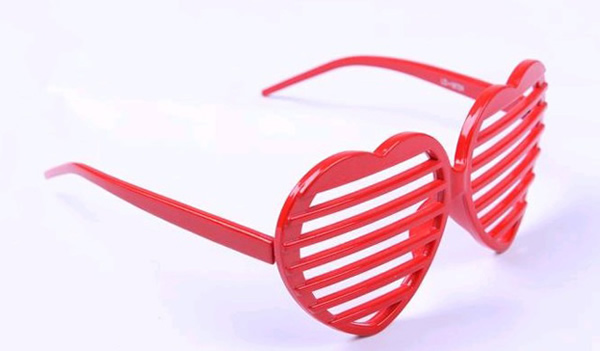 Love Party Glasses