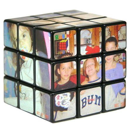 Куб с фото своими руками