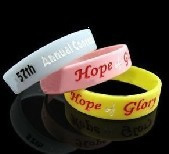 Single Color Wrist Band