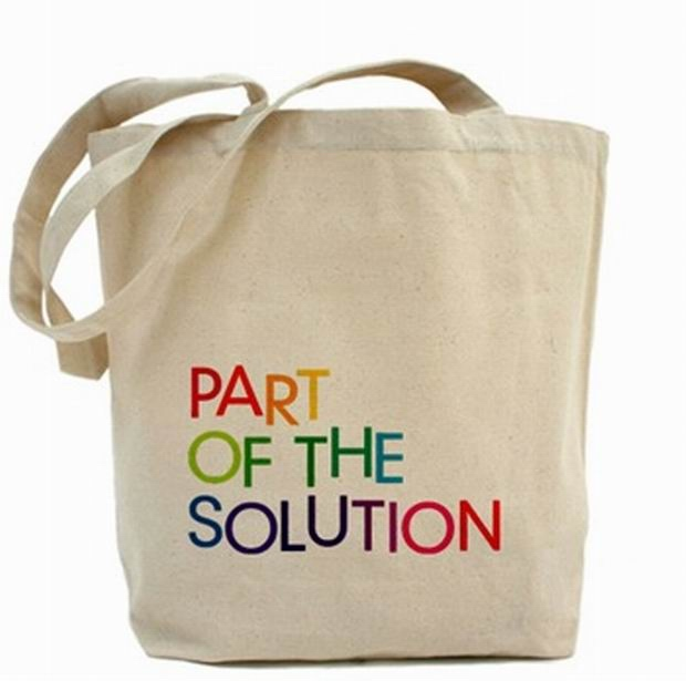 Cotton Canvas 8 Oz. All-purpose Convention Tote
