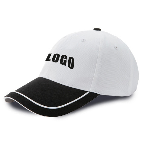 Cotton Hat With Custom Logo Printed