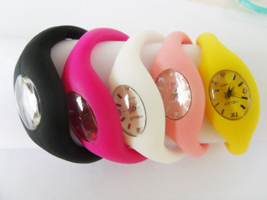 Fashion New Silicone Watch