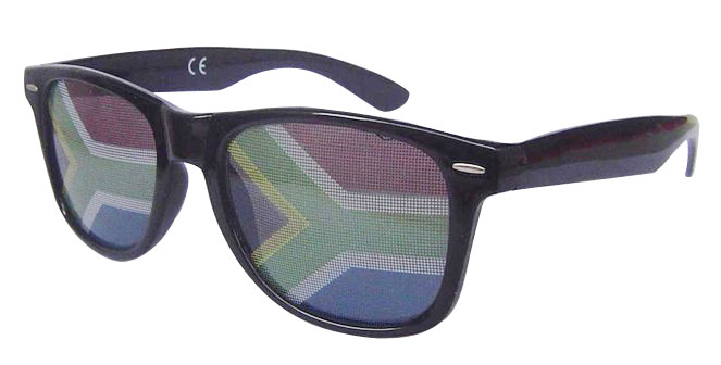 Sunglasses with Printed Lens