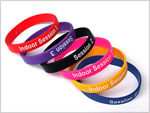 2012 Costom Silicone Band