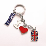 2012 Hot Metel Keyring