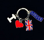2012 London Olympic Keychain