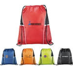 210d Mesh Drawstring backpack