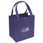 Little Thunder Tote Bag (Screen)