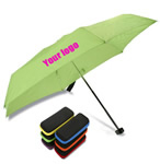5 Folding Umbrella with EVA Case