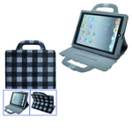 Apple iPad case from PU material.