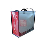Coated non-woven bag