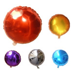 Colorful Foil Balloon