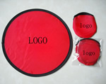 Foldable flying disc