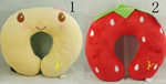 Fruits-U shaped Plush neck pillows