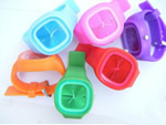 Jelly silicon watch
