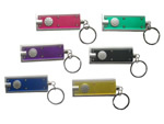 LED light key chain
