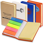 Mini Sticky Book With Hard Cover