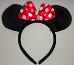 Minne ears headband