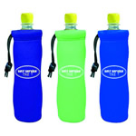 Neoprene water bottle holder