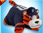 Plush Tiger-Pillow pet