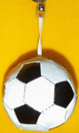 Plush soccer pendants(shinning materials)