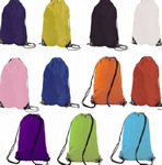 Polypropylene fabric backpack