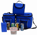 Recyclable polypropylene cooler bag