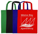 Short Handle Tote Bag