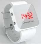 Silicone LED Watch
