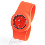 Silicone Slap Watch