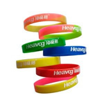 Two Color Wristband