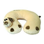 U shaped Plush dog neck pillows