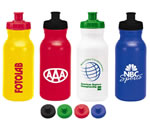 Custom Logo Plastic Water Bottle