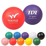 Custom Logo PU Stress Ball