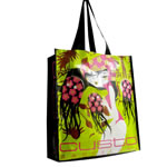 Custom Non-woven Laminated Shopping Bag