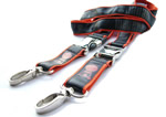 High Quality Double Layers Lanyard
