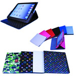 iPad hard case from PU material.