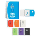 Poly Cover Note Book With 50 sheets