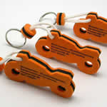 Promotional EVA  Float Keychain