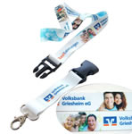 Sublimation/Heat Transfer Neck Strap